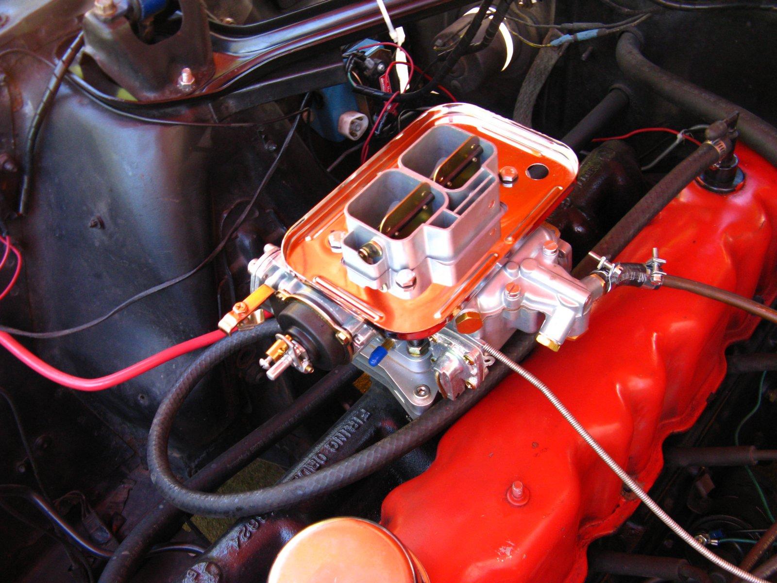 weber 32 36 fuel filter location