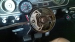 The old turn signal switch