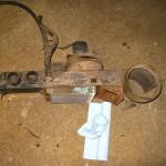 Heater box assembly