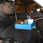 Ignition box wired